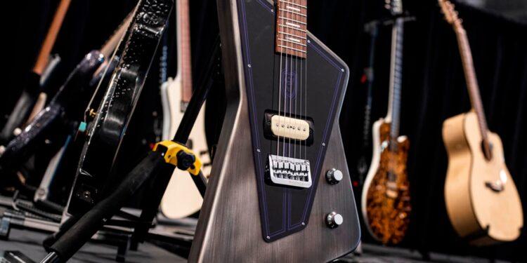 NAMM 2021 мастеровые гитары Boutique Guitar Show