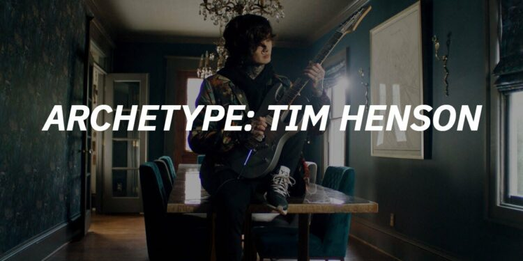 Neural DSP Archetype Tim Henson гитарный эмулятор гитариста Тима Хенсона Polyphia