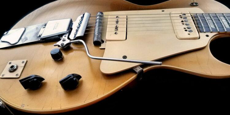 Первый Gibson Les Paul продадут на аукционе