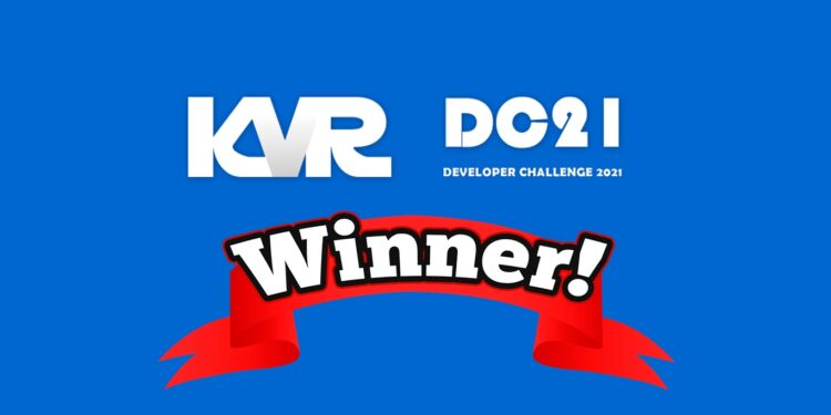 Победители KVR Developer Challenge 2021