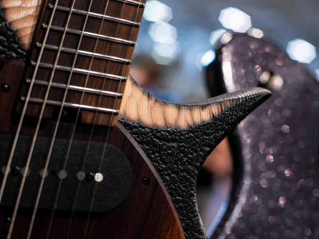 Sankey Guitars Char
