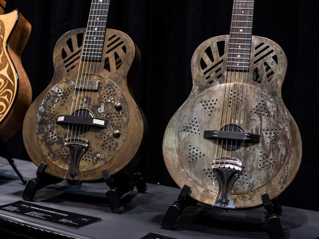 Vilhelm Engström Guitars Mini-Reso