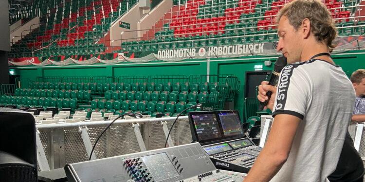 Взгляд эксперта FOH-звукорежиссёр Басты осистемах VUE Audiotechnik вдействии