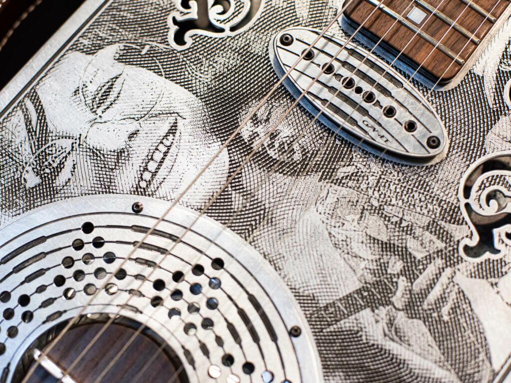 iVee Guitars Legend Special 6S
