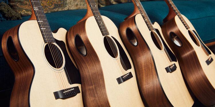 Акустические гитары Gibson Generation Collection