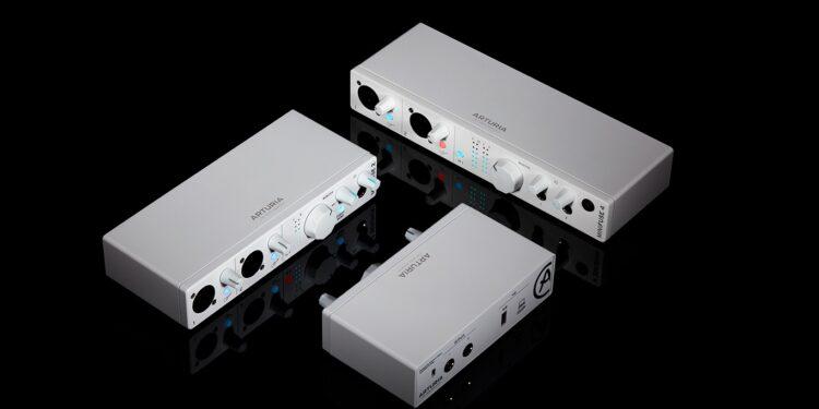 Arturia MiniFuse - серия доступных аудиоинтерфейсов с USB-C