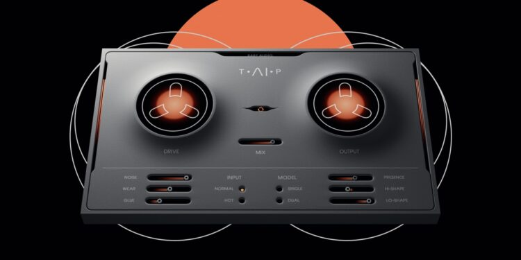 Baby Audio TAIP эмулятор пленки