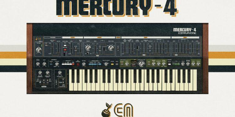 Cherry Audio Mercury-4