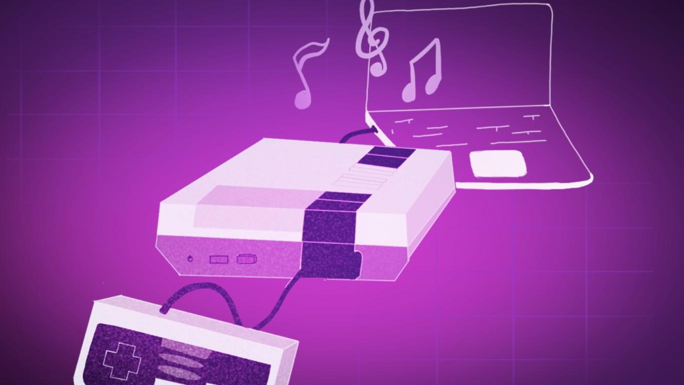 Исследование: видеоигры стали играть важную роль в поиске новой музыки для поколения Z