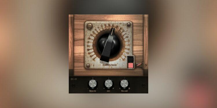 Rawoltage Audio The Bad Contact плагин для добавления искажений старых синтезаторов