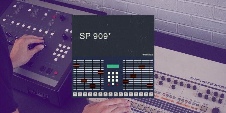 Samples From Mars бесплатно раздают сэмплы Roland TR-909 (SP 909 From Mars), записанные и обработанные через E-Mu SP-1200