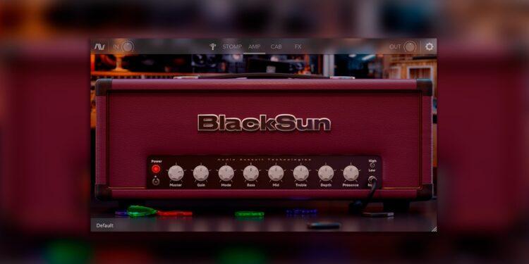 Audio Assault BlackSun временно бесплатный эмулятор гитарных усилителей VST