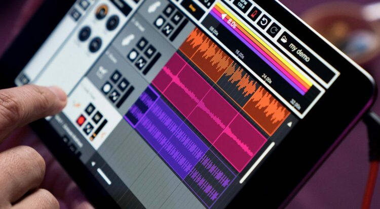 DAW Roland ZenTracker iOS Android