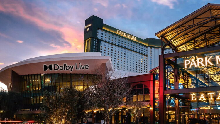 Dolby Live - концертная площадка для выступлений со звуком Dolby Atmos