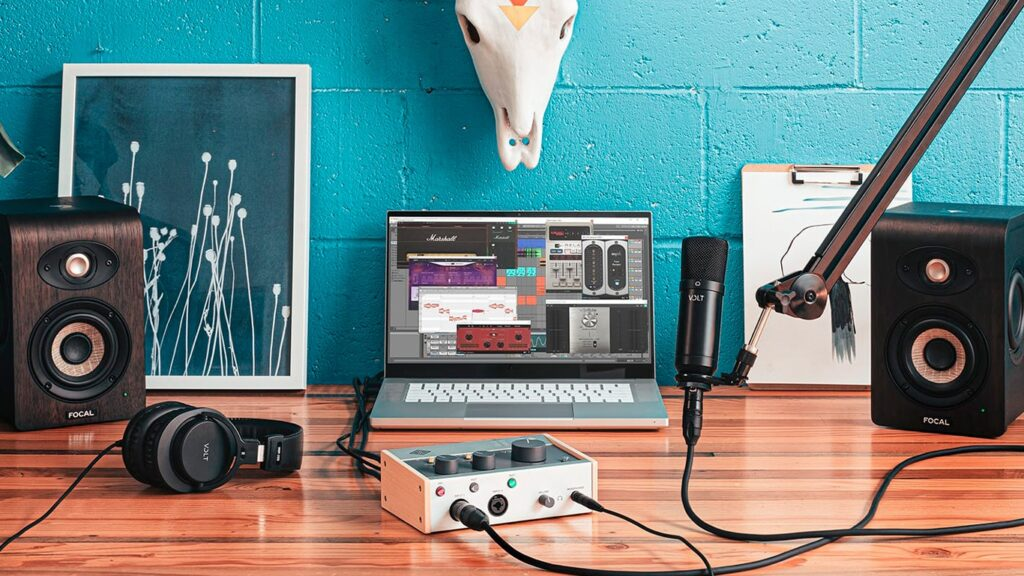 Universal Audio Volt Series